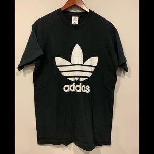 Adidas Old School Trefoil Single Stitch T-Shirt